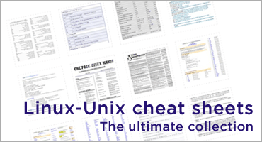 Linux-Unix cheat sheets - The ultimate collection