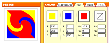 Color Wheel Color Calculatorのキャプチャ