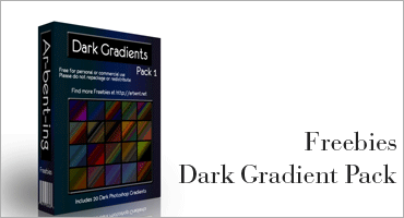 Dark Gradients Pack 1のキャプチャ