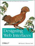 Designing Web Interfaces: Principles and Patterns for Rich Interactions (ペーパーバック)のキャプチャ