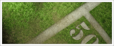 Create an Awesome Grass Textureのキャプチャ