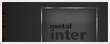 GunMetal Interfaceのキャプチャ
